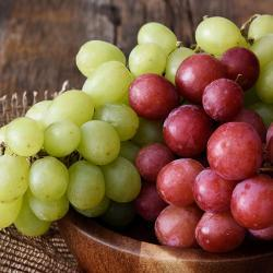 Red & Green Grapes