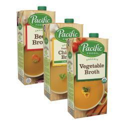 Pacific Foods Broths