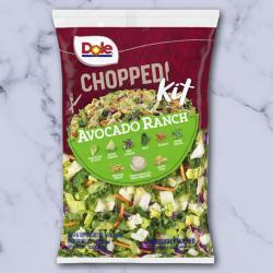Dole Chopped Kit - Avocado Ranch