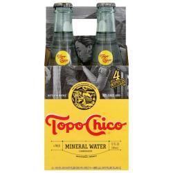 Topo Chico Mineral Water 4-Pack
