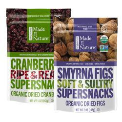 Made in Nature Organic Dried Fruits